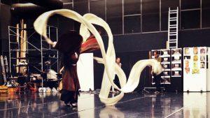 ドラマティック古事記-神々の戦いと旅立ちの物語-のリハーサル アメノウズメ 浅野瑞穂