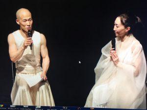 佐藤健作さんと浅野瑞穂のトーク