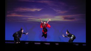 浅野瑞穂舞踊研究所2018年10月九州国立博物館公演【天女の舞】