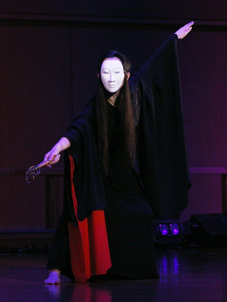 浅野瑞穂 振り付け・舞「神楽」