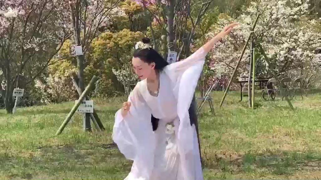 島さくら・壱岐 10周年記念 奉納